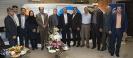 مراسم افتتاحیه اولین باجه سیار ایران
